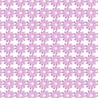 Purple Daisy Pattern by afeimages