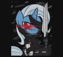 Metal Gear Trixie (My Little Pony: Friendship is Magic) One Piece - Short Sleeve