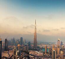 Burj Khalifa by naufalmq
