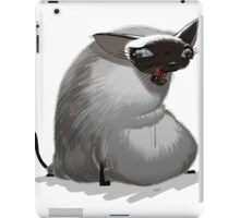 Dumbkitty iPad Case/Skin