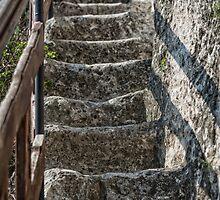 Stairway to the Sun by Dobromir Dobrinov