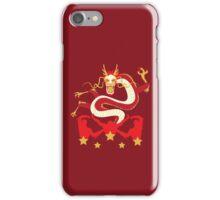 Pacific Rim: Crimson Dragon iPhone Case/Skin