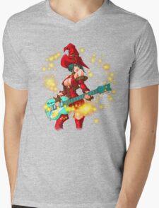 Heaven or Hell Mens V-Neck T-Shirt