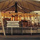 Lonely Winter Carousel by JenniferLouise