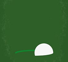 No256 My Happy Gilmore minimal movie poster by Chungkong