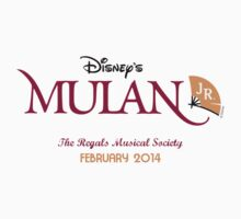 Mulan by The Regals  Musical Society