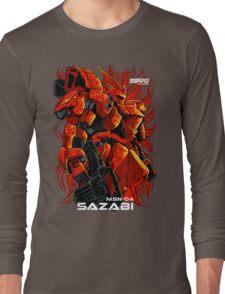 Sazabi Long Sleeve T-Shirt