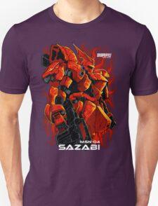 Sazabi Unisex T-Shirt