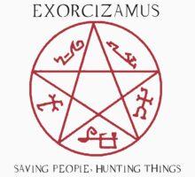 Supernatural Exorcism by bethanyyhelenn