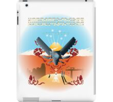 Journey/Journey Mashup for iPad in White iPad Case/Skin