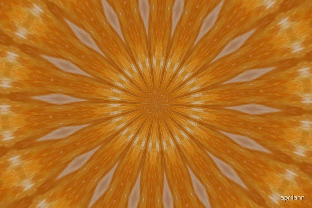 Yellow Flower by aprilann