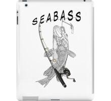 seabass iPad Case/Skin