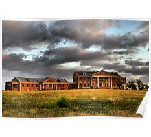 Woodmen Circle Home in Sherman, Texas, USA Poster
