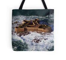 Huge Seas Tote Bag