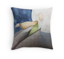 Come not to a place of Pride (Solas) Throw Pillow