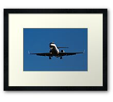 Executive Jet Framed Print