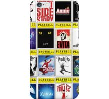Playbill palooza 2! iPhone Case/Skin
