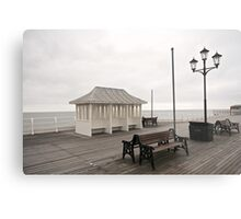 Norfolk Pier Metal Print