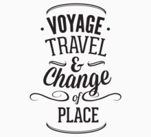 Voyage Travel & Change Of Place by BrightDesign