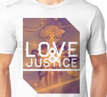 LOVE & JUSTICE Unisex T-Shirt