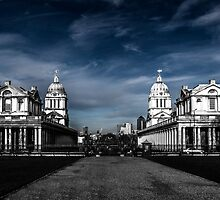 Greenwich Naval College by ThatGuyPhotos