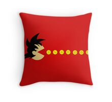 Pacball Throw Pillow