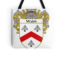 Walsh Coat of Arms / Walsh Family Crest Tote Bag