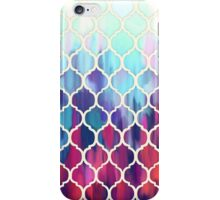 Moroccan Meltdown iPhone Case/Skin