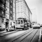 Vintage Streetcar Trolley 1817 by YoPedro