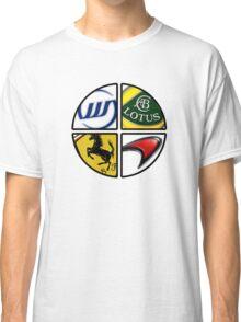F1 - 4 Legends Classic T-Shirt