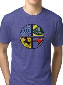 F1 - 4 Legends Tri-blend T-Shirt