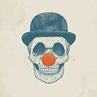 Dead clown by soltib