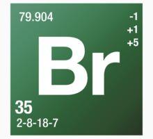 Element Bromine by Defstar