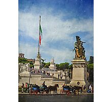 Scenes of Rome Photographic Print
