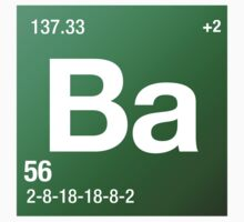 Element Barium by Defstar