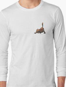Cat-hooligan Long Sleeve T-Shirt