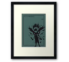 Hiei Framed Print
