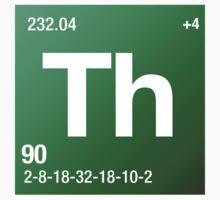 Element Thorium by Defstar