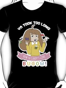 Bugow!  T-Shirt