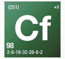 Element Californium by Defstar