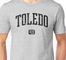 Toledo 419 (Black Print) Unisex T-Shirt