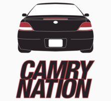 Camry Nation - Solara Gen 1 by Jordan Bezugly