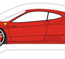 Ferrari F430 Scuderia Sticker