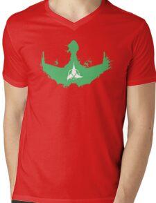 WARRIOR CULTURE Mens V-Neck T-Shirt