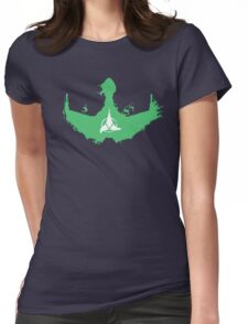 WARRIOR CULTURE Womens Fitted T-Shirt