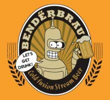 Benderbrau Logo by Magellan