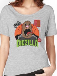 Dizilla Women's Relaxed Fit T-Shirt