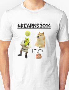 #Kearns2014 Unisex T-Shirt