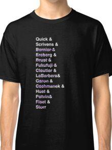LA Goalies Since 1996 Classic T-Shirt