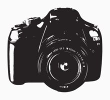 A Camera is a Way to Capture Moments Forever Baby Tee